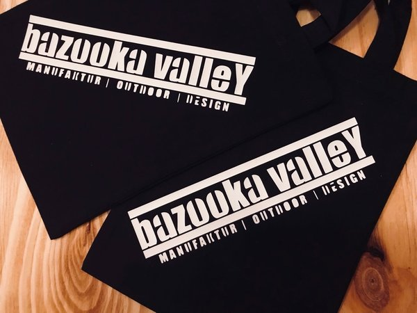 Bazooka Valley - City Shopper / Shopping Tasche Small
