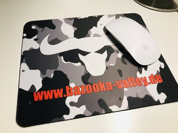 Bazooka Valley Mousepad - Bull