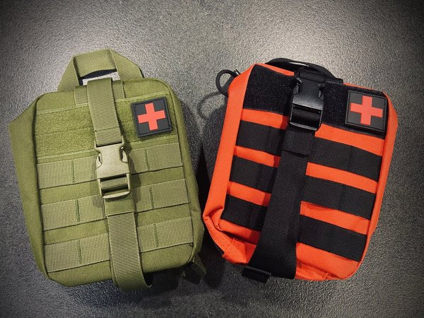 1. Hilfe Tasche / First Aid SOS Bag - Outdoor EDC / Medical / Camping